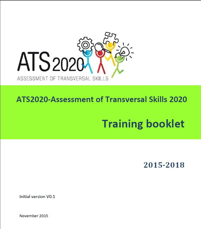 ATS2020 Training booklet